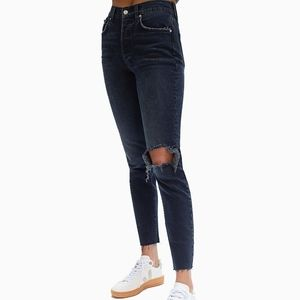 NWT FREE PEOPLE | STELLA HIGH RISE SKINNY JEANS